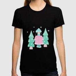 Doll Teddy T-shirt