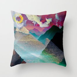 trüst Throw Pillow