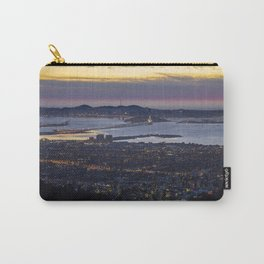Magic Hour of the SF Bay Area Carry-All Pouch