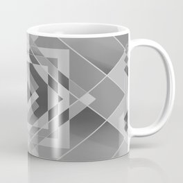 Southwest Geo - BW Coffee Mug
