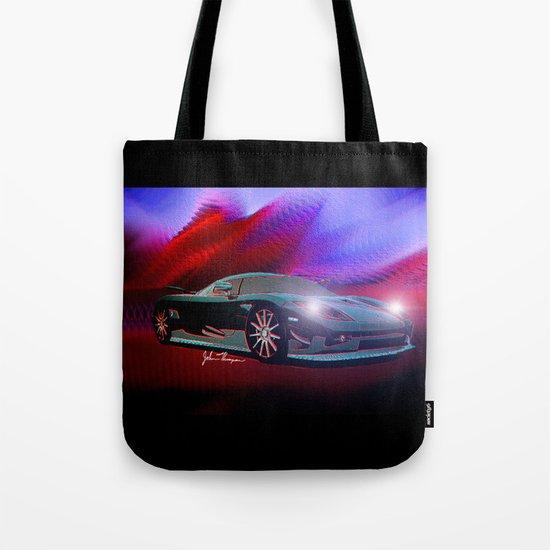 Koenigsegg Tote Bag