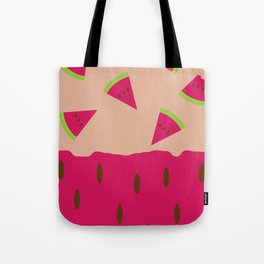 watermelon overload Tote Bag