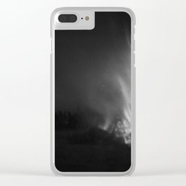 breath Clear iPhone Case