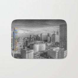 Baltimore Landscape - Bromo Seltzer Arts Tower Bath Mat