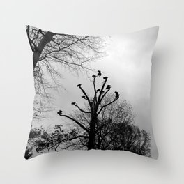 IIV Throw Pillow
