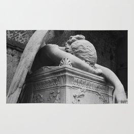 Mourning Angel Rug