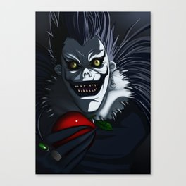 Ryuk Canvas Print