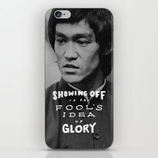 Bruce Says: Showing Off iPhone & iPod Skin