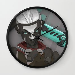Ekko LOL Wall Clock