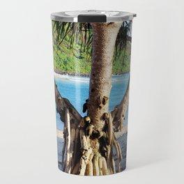 Looking through the Pandanus Travel Mug