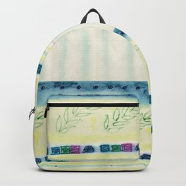 Inspired by spring Backpack