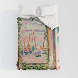 Henri Matisse The Open Window Comforters