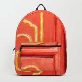 Chinese Door Backpack