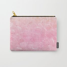 Natural Abstract Pattern - Pastel Ice Carry-All Pouch
