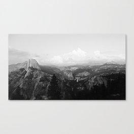 Yosemite x Glacier Point Canvas Print