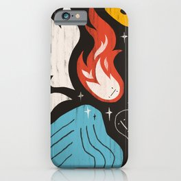 Invocation (Study 20201006) iPhone Case