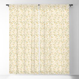 Chamomile Collection - Tea Time Blackout Curtain
