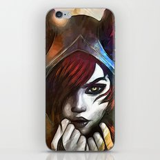 League of Legends XAYAH iPhone & iPod Skin