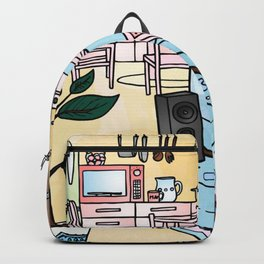 Our Home Backpack
