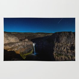 Palouse Falls - Washington Rug