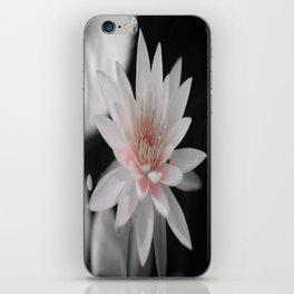 waterlily #1 iPhone Skin
