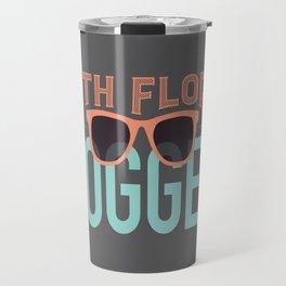 South Florida Bloggers Logo Travel Mug