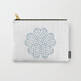 The Waffle Carry-All Pouch
