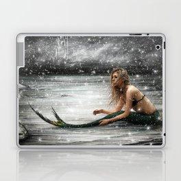 Winter Mermaid Laptop & iPad Skin