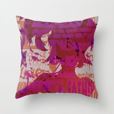 Celedon Symphony Throw Pillow