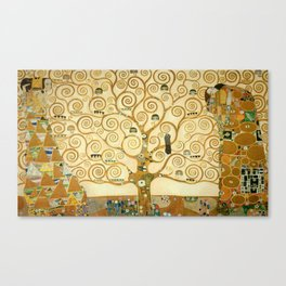 Gustav Klimt - Tree of Life Canvas Print