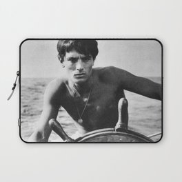 Alain Delon Laptop Sleeve