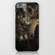 The Owl and the Mouse Slim Case iPhone 6s