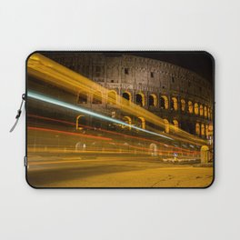 Zooming past the Colosseum Laptop Sleeve