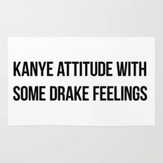 Attitude and Feelings Rug