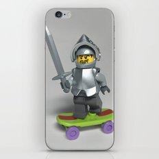 Knight Rider iPhone & iPod Skin