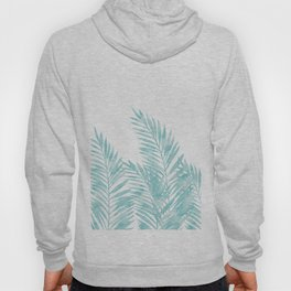 Palm Leaves Island Paradise Hoody