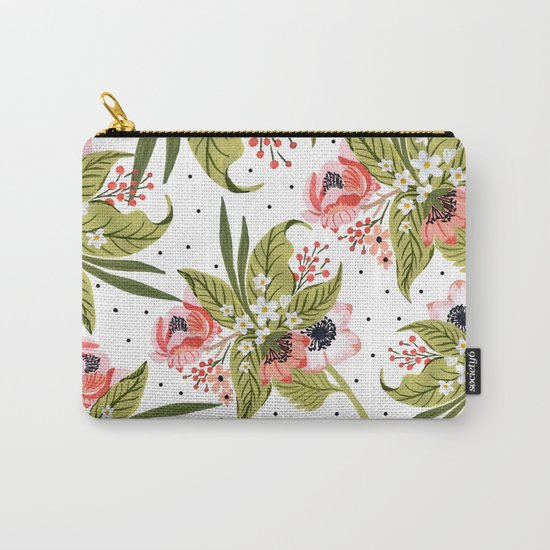 Flowers bouquet #15 Carry-All Pouch