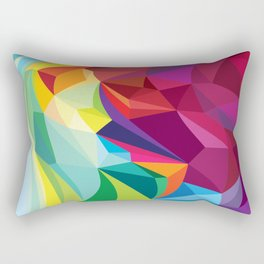 Swirl Rectangular Pillow