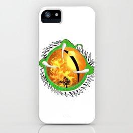 Jade Dragon's Eye iPhone Case