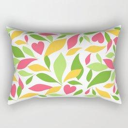 Tea leaves 2 Rectangular Pillow