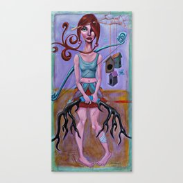 Valerie Canvas Print