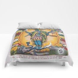 Hindu - Kali 6 Comforters