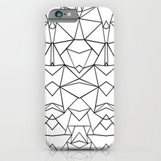 Abstraction Mirrored iPhone 6s Slim Case