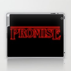 Stranger Things Promise Laptop & iPad Skin