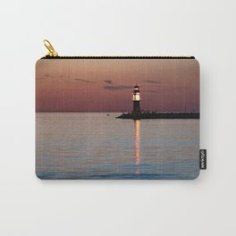 Lighthouse at the Blue Hour Carry-All Pouch