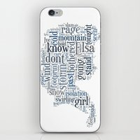 elsa iPhone & iPod Skins featuring Elsa  by MollyW