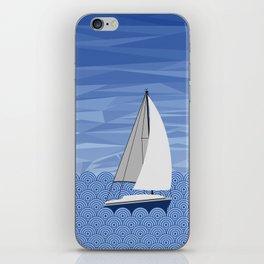 Sailing the High Seas iPhone Skin