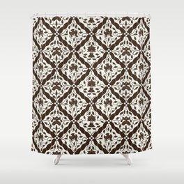 Batik Style 9 Shower Curtain
