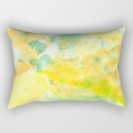 Color of the Kid Rectangular Pillow