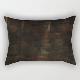 dark brown Rectangular Pillow